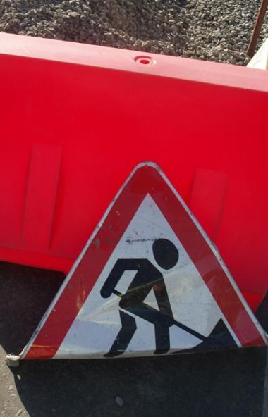 В Челябинске в связи с укладкой асфальта будет полностью закрыто движение автотранспорта в обоих