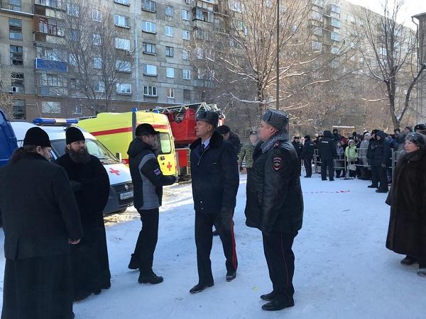 Правительство Челябинской области решает вопрос об оказании материальной помощи семьям погибших и