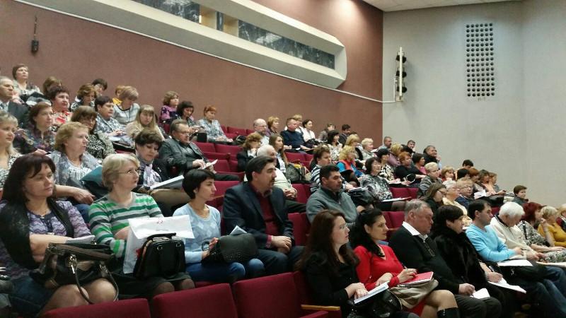 В ходе семинара слушателям рассказали о новых аспектах трудовых правоотношений между работником и