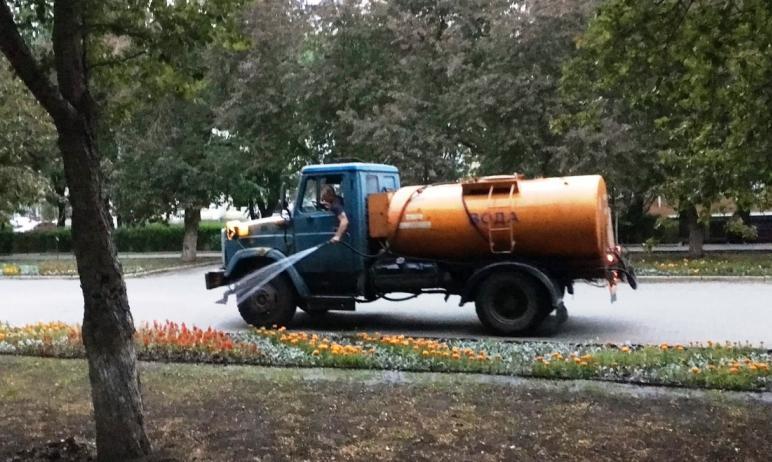 Администрация Челябинска планирует покупку двух новых вакуумных пылесосов для уборки пыли с город