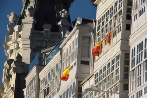 «За единство Каталонии».Фото Владимира Богдановского