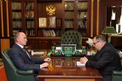 Глава южноуральского Минздрава Сергей Кремлев покинет пост