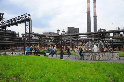«Мечел-кокс» провёл экологическую лекцию для будущих коксохимиков