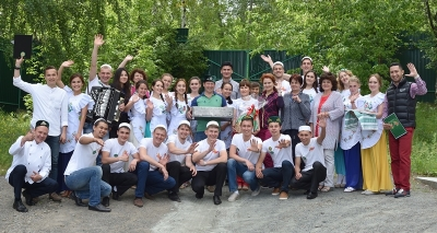 Конкурсанты «Татар кызы-2016» и «Татар егете-2016» удивили шедеврами кулинарии и резьбы по дереву