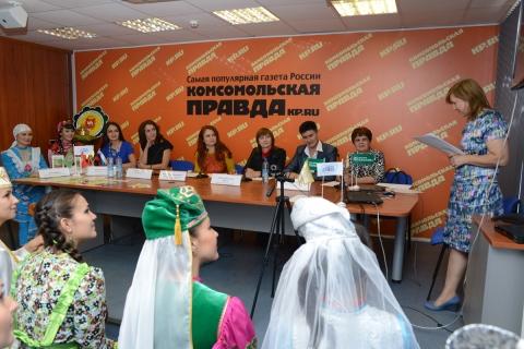 Конкурс «Татарочка-2014» вышел на финишную прямую – грандиозное финальное шоу состоится 11 сентября в ледовой арене «Трактор»
