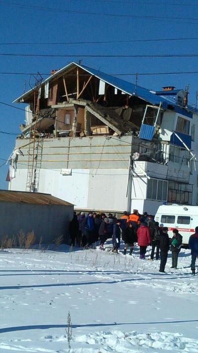 Дубровский поручил Климову принять все меры и оказать поддержку для ликвидации последствий взрыва газа в Кузнецком