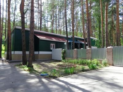 Гостиничный комплекс «Еловое» предоставляет комфортные условия для полноценного отдыха