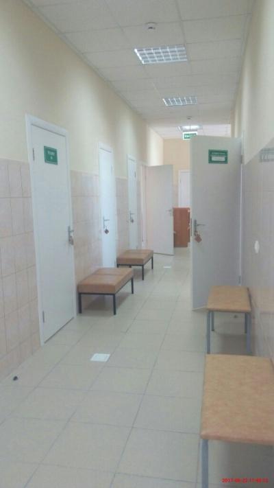 В «Белом хуторе» появился офис врача общей практики