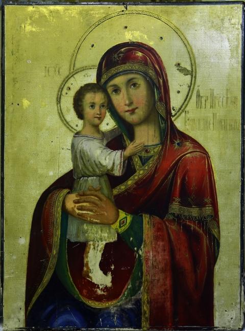 Экспонаты «выходят в свет»: в историческом музее Южного Урала выставлена редкая икона