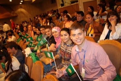 Молодежная организация Конгресса татар Челябинской области приняла участие во Всемирном форуме татарской молодежи