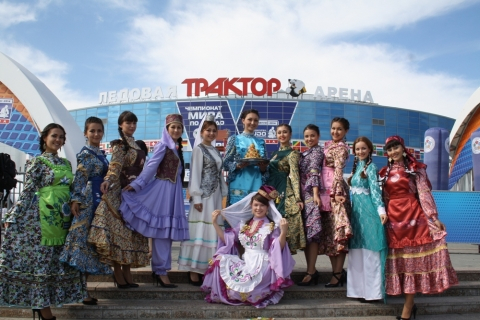«Татарочка-2014»: позади 150 дней проекта, впереди – грандиозный финал
