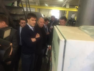Руслан Гаттаров: Миасс – это научно-технический центр Челябинской области