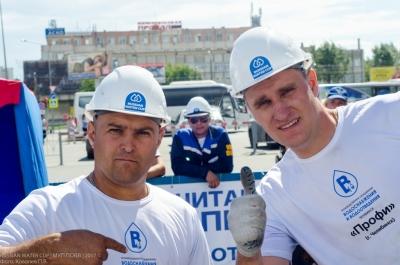 Специалисты МУП «ПОВВ» борются за «Водопроводный кубок России»