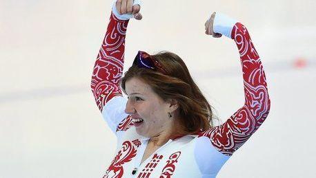Сегодня, 26 февраля, рано утром в аэропорту Челябинска конькобежку встречали заместитель председа