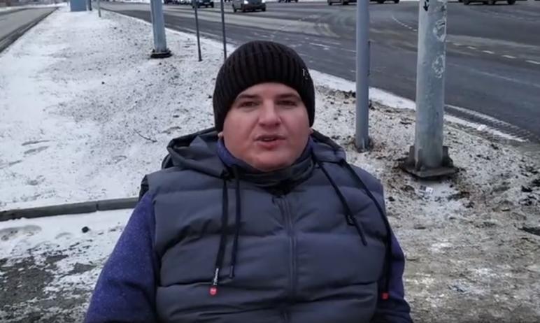 Депутат-колясочник Николай Ольховский обвинил администрацию Челябинска в том, что она не сдержала
