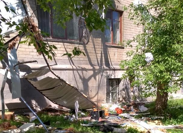 По факту взрыва бытового газа в жилом доме в Челябинске возбуждено уголовное дело. Местная житель