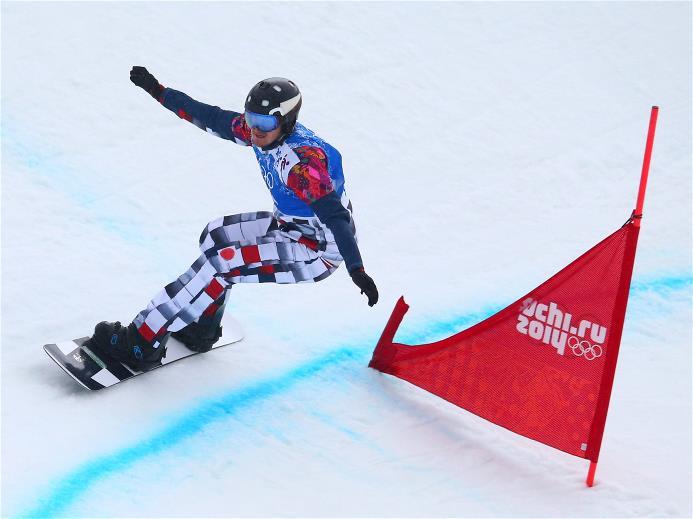 Николай Олюнин, приехавший на Олимпиаду экс-чемпионом мира среди юниоров и серебряным медалистом