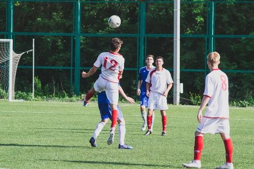 Очередная домашняя встреча футбольной команды «Магнитогорск» с игроками омского «Иртыша-Д» в рамк