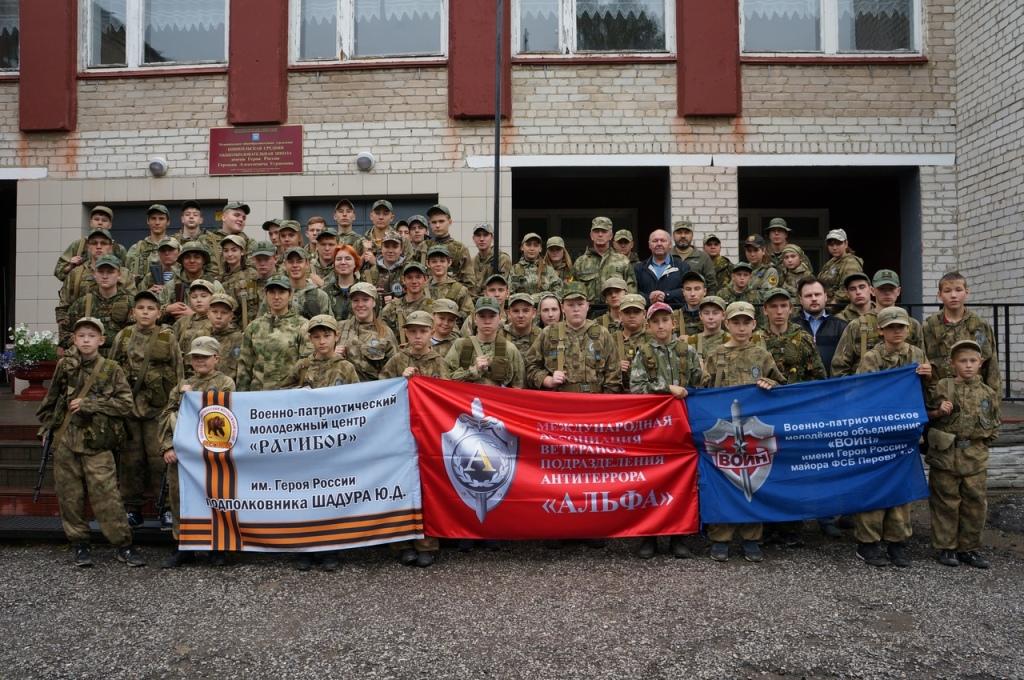 Челябинский «Воин» в субботу, 25 августа, завершил шестидневные военно-спортивные сборы «Южный Ур