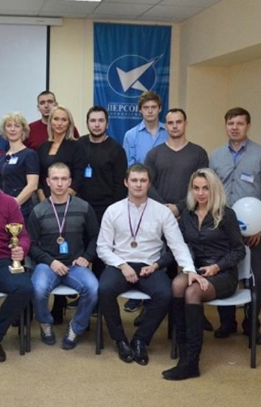 В корпоративном центре подготовки кадров «Персонал» Магнитогорского металлургического комбината (