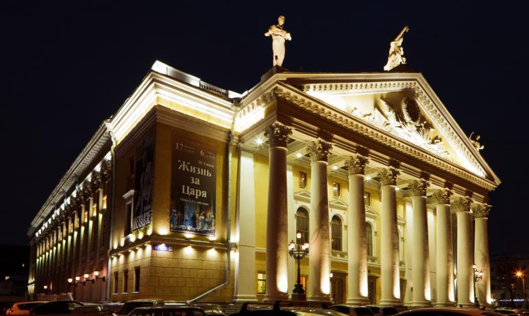 В Челябинске при реставрации здания театра оперы и балета имени М.И. Глинки было похищено 16,5 ми