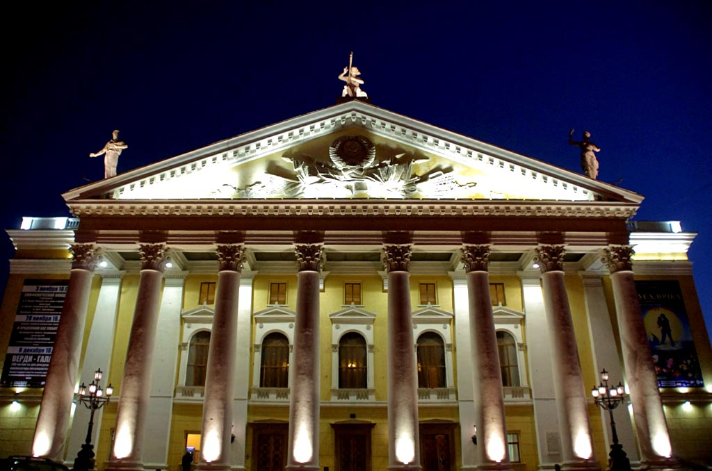 «Большие гастроли Большого театра в Челябинской области состоятся с 19 по 21 октября 2018 год