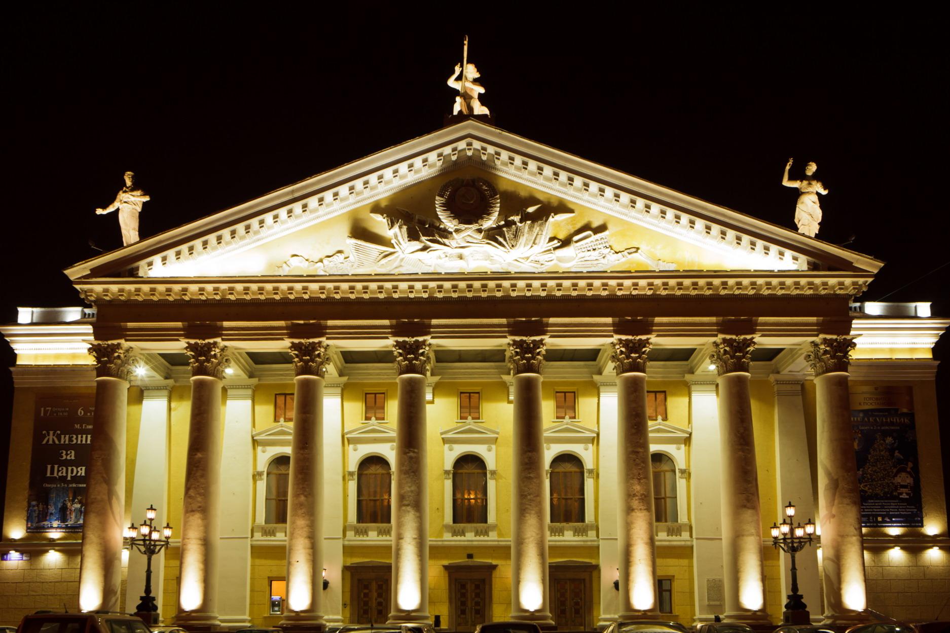 Вечер в компании артистов челябинского театра обещает хорошее настроение и настоящий праздник вес