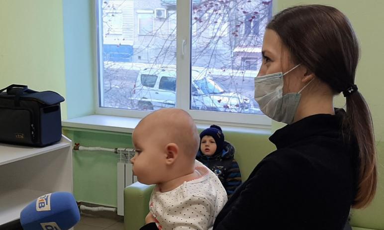 Детские поликлиники Челябинска бесплатно выдают каши для малышей в возрасте шести-девяти месяцев.