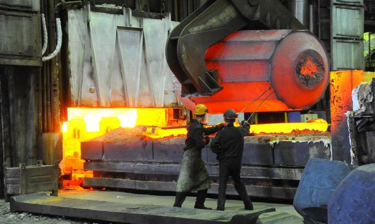 Завод «Уральская кузница» (ПАО «Уралкуз», входит в Группу «Мечел», Челябинская область) отметил 4
