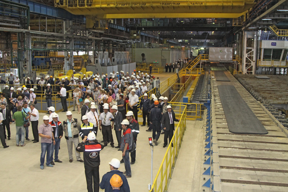 Как сообщили агентству «Урал-пресс-информ» в пресс-службе ОАО «Ашинский метзавод», сегодня металл