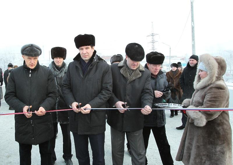 В торжественной церемонии приняли участие губернатор Челябинской области Михаил Юревич, глава ад