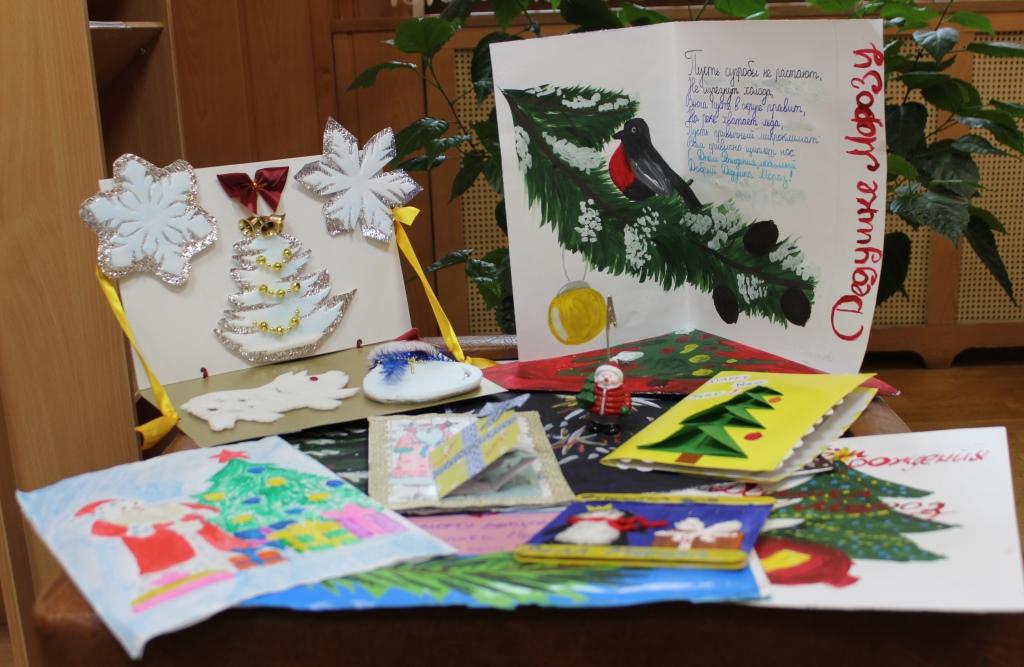 Челябинские школьники ждут от Нового Года и Деда Мороза подарки и готовят для главного героя праз