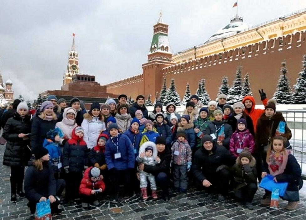 Две магнитогорские семьи, представлявших ППО Группы ПАО «ММК», приняли участие в заключительной о