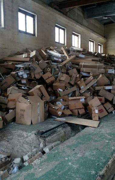 Министерство экологии Челябинской области, проведя выездную проверку, передало информацию об