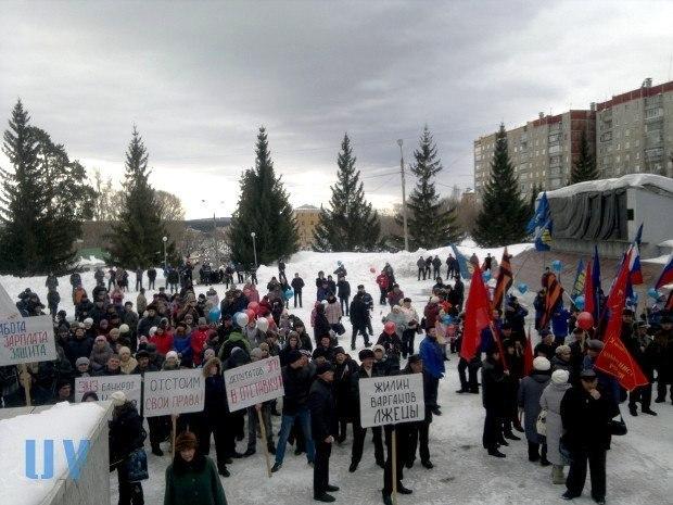 В частности, 6 апреля металлурги хотят организовать очередной митингв поддержку уволенных работн