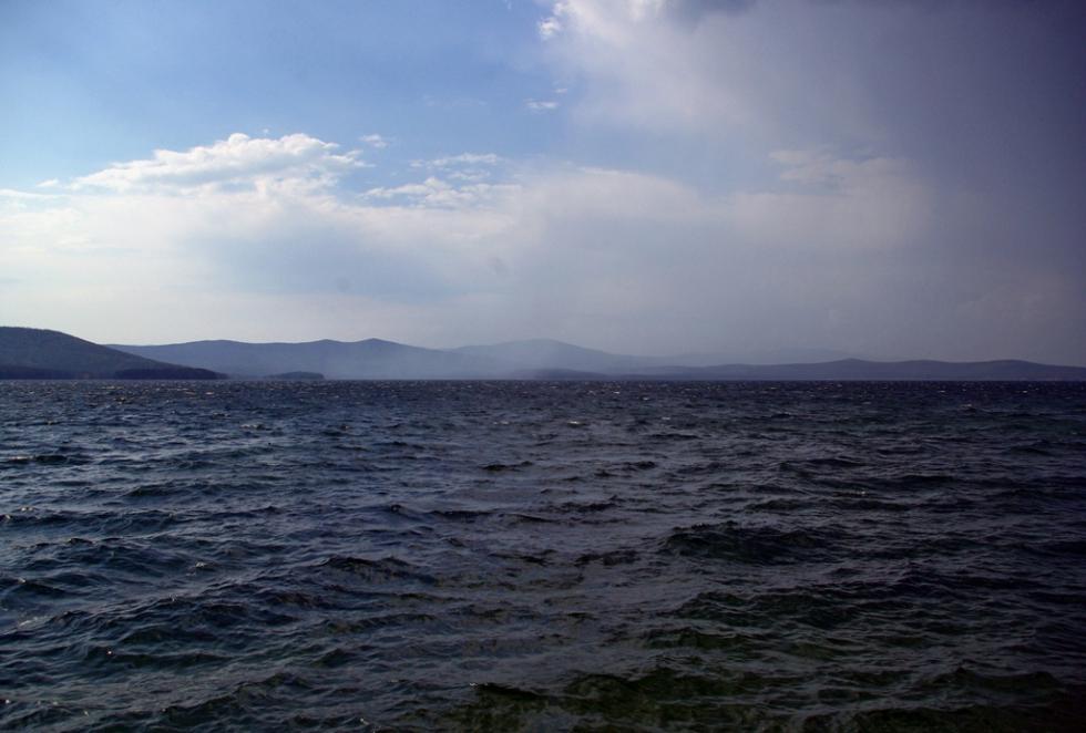 Вчера, 28-го июля, в 13 часов спасатели челябинской городской службы спасения выезжали на озеро С