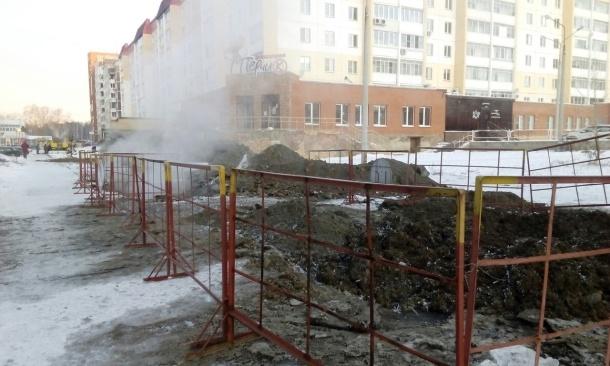 Как стало известно агентству «Урал-пресс-информ» из сообщения жильцов на сайте «Озерск74ру» до за