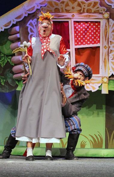 С 19 по 26 октября в Сыктывкаре пройдёт 4-й Международный фестиваль театров кукол «В гостях у Мой