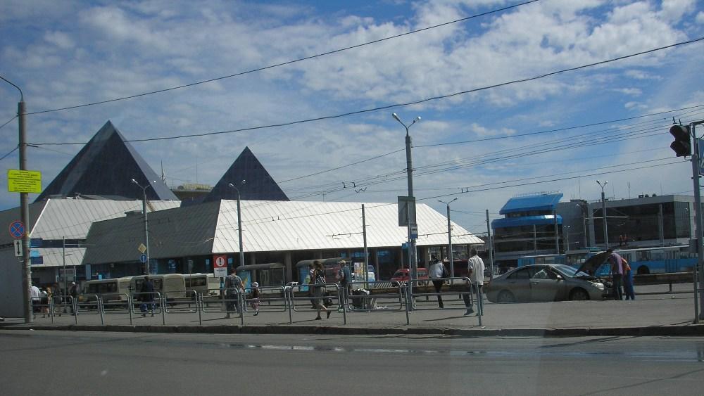 «Теперь автовокзал «Синегорье» переименован и называется «Южные ворота», с начала этого года он о
