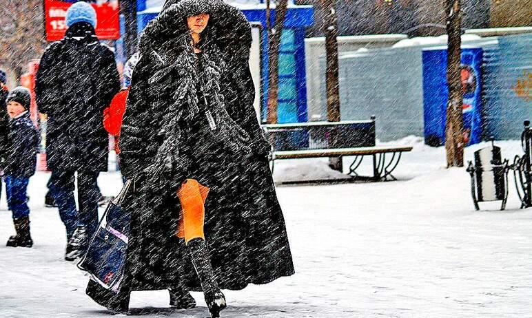 В большинстве районов Челябинской области минувшей ночью установился временный снежный покров, на