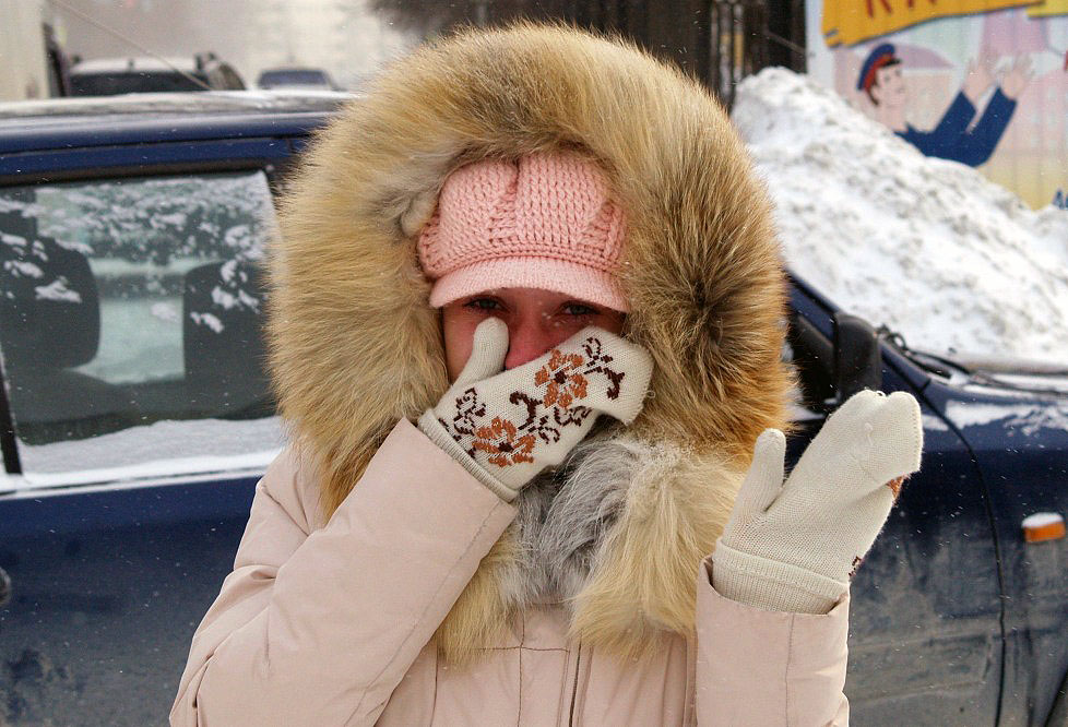 Синоптики и ГУ МЧС России по Челябинской области предупреждают южноуральцев о сильных морозах, ко
