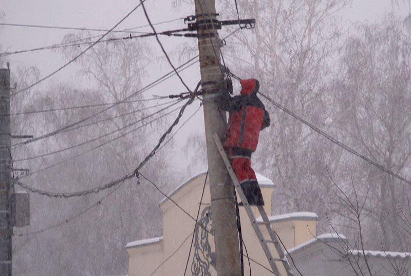 Специалисты Троицких электрических сетей филиала ОАО «МРСК Урала» - «Челябэнерго» завершили рекон