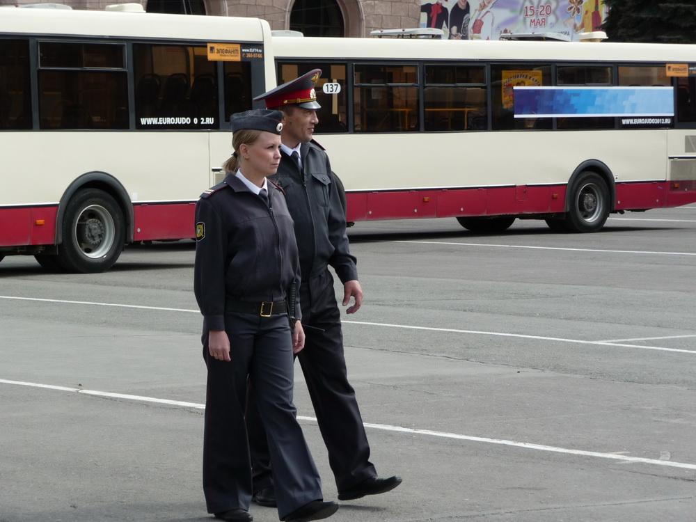 Как сообщили в пресс-службе городского УМВД, в специальных рейдах принимают участие инспекторы по