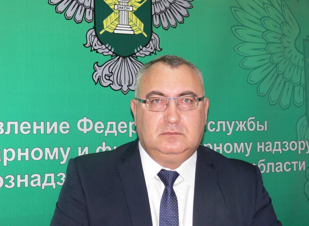 Бывший начальник управления ветеринарии министерства сельского хозяйства Челябинской области