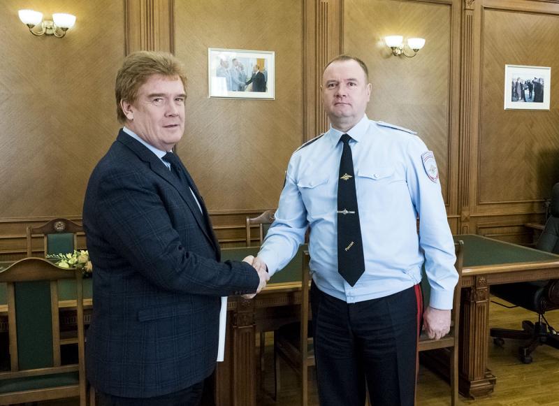 Договоренность достигнута: администрация Челябинска и полицейский главк будут продолжать дальнейш