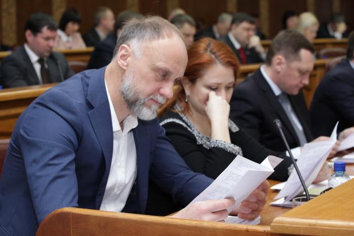Как ранее сообщало агентство, почти год назад Голиков по поручению губернатора возглавил направле