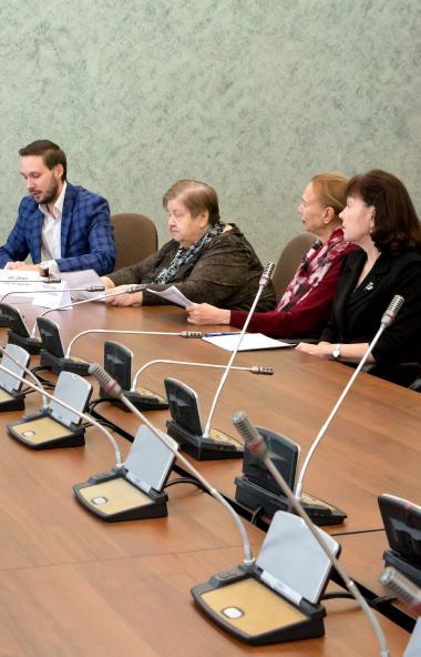 Фонд «Будущее Отечества» имени В.П. Поляничко презентовал в Законодательном собрании Челябинской