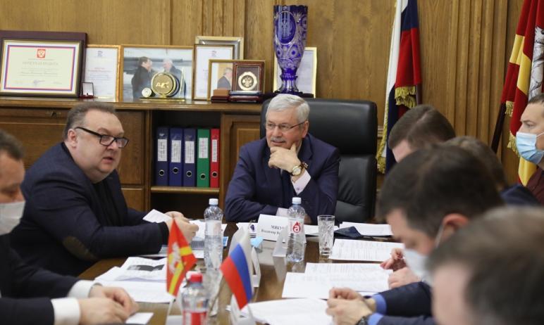 Депутаты Законодательного собрания Челябинской области обсудили итоги визита в южноуральскую стол