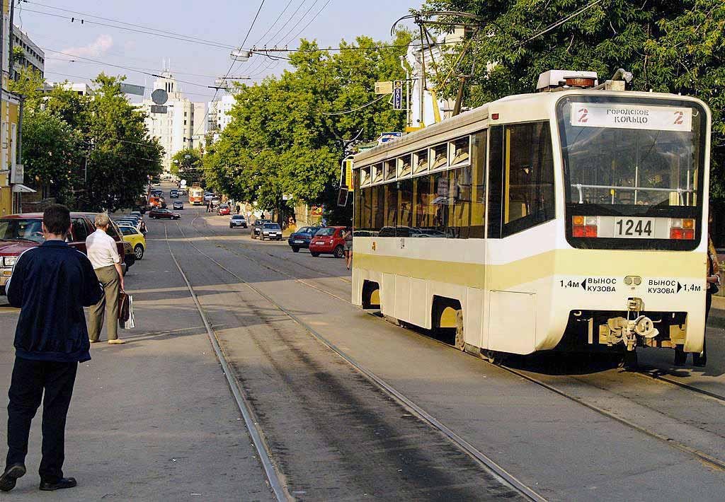 Трамвайный парк Челябинска, который обеспечивает 14% перевозок в городе, имеет высокую степень из