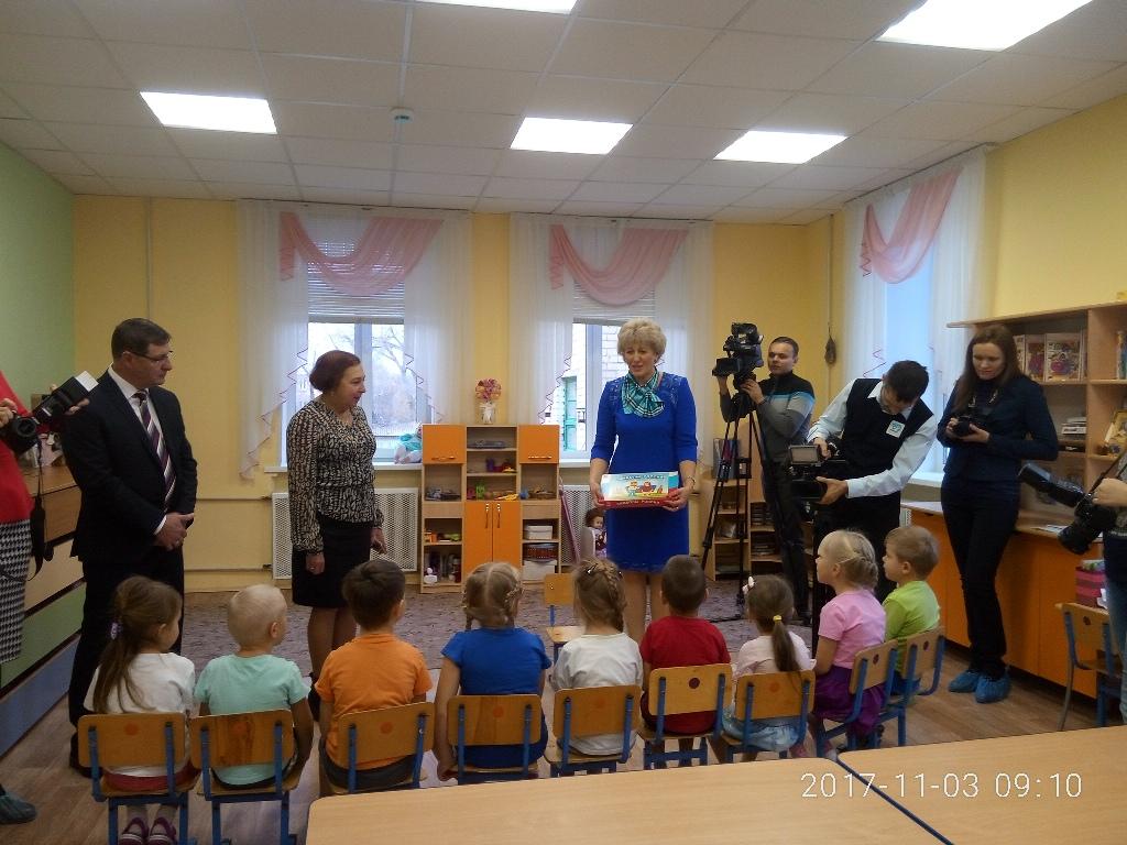 В Коркинском муниципальном районе (Челябинская область) состоялось открытие после капитального ре